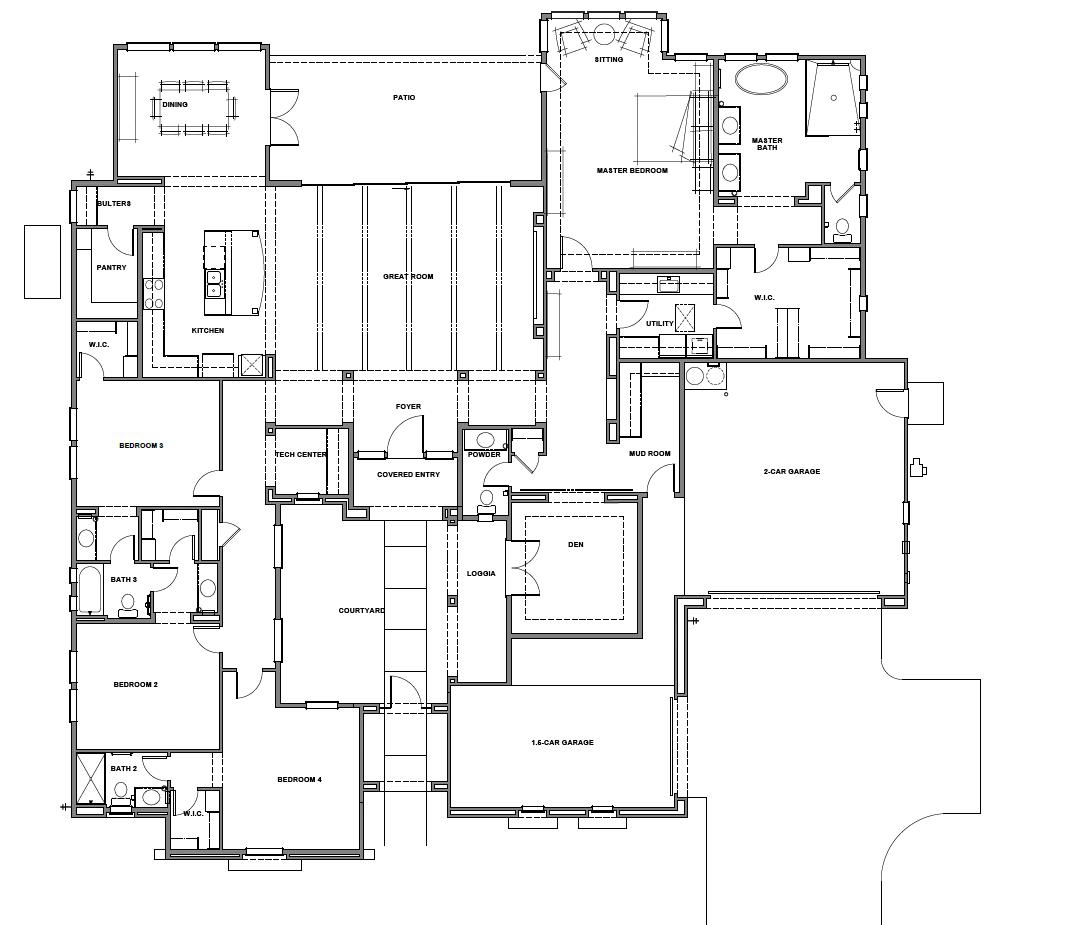 Germann country estates custom keystone homes keystone for Custom estate home plans